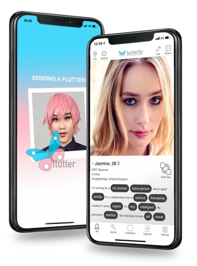 Butterfly trans dating